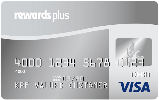 personalized card - Reloadable Prepaid Debit Card