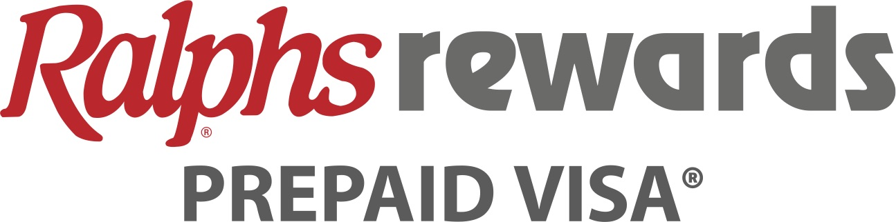 Ralphs Rewards Prepaid Visa Logo