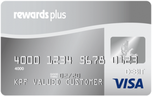 reloadable prepaid visa debit card
