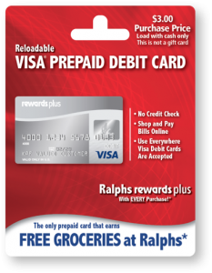 reloadable prepaid debit card - Reloadable Prepaid Debit Card